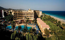 Foto Hotel Sun Beach Resort in Ixia (Trianda) ( Rhodos)